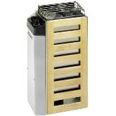 Sauna electric heaters - Compact