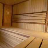 Sauna interiors - Exclusive interiors