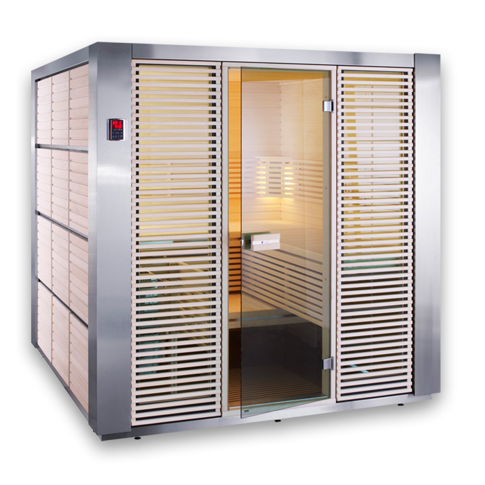 Continue the great success for the Rubic bio-sauna RUBIC SAUNA/STEAM (all in-one)