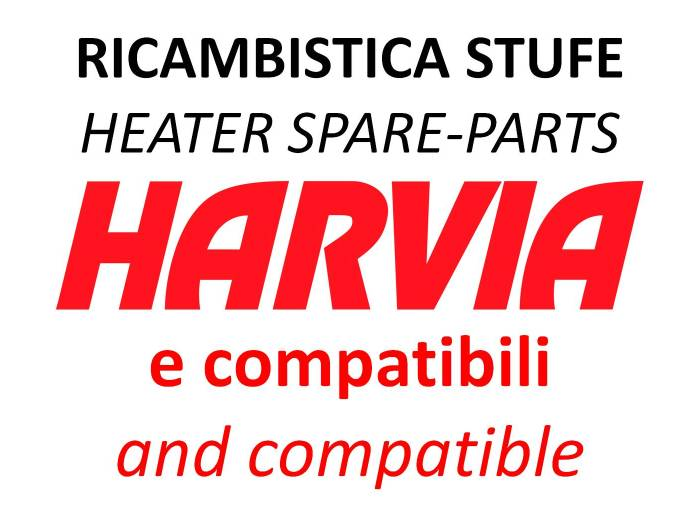 Heater & control spare-parts