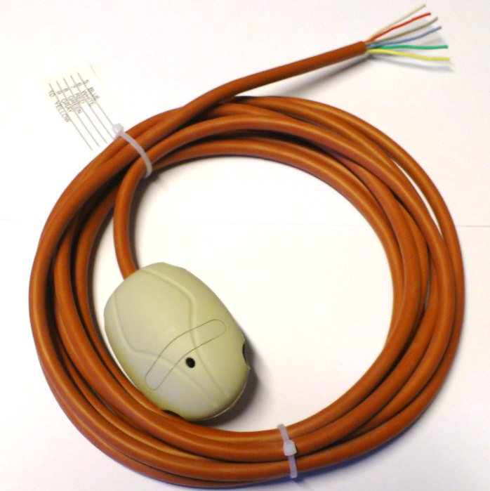 Cable for humidity sensor