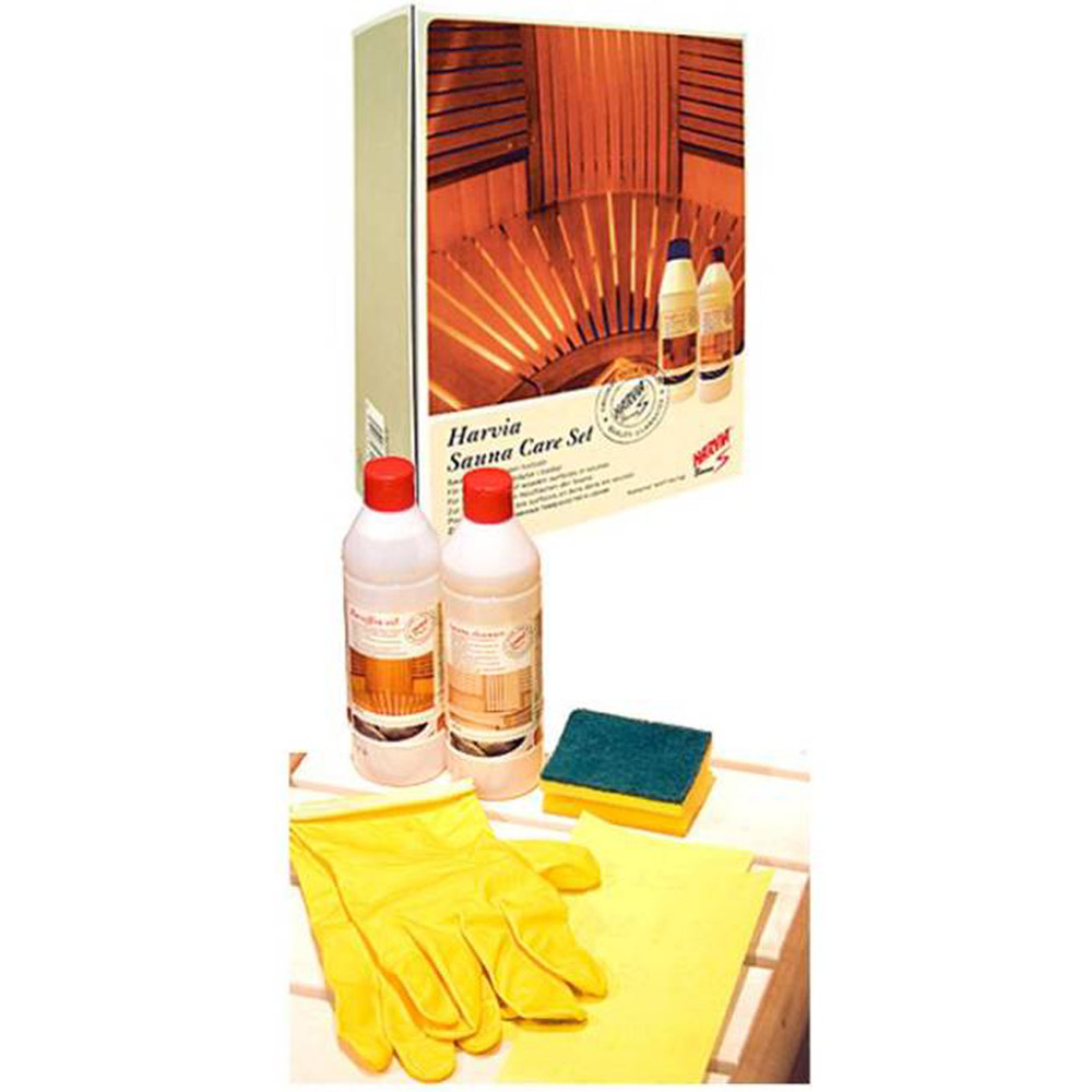 sauna care kit care and cleaning sauna purchase. Black Bedroom Furniture Sets. Home Design Ideas